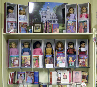 American Girl Historic Doll Collection - Quincy IL