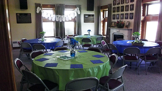 Baby Shower Facility - Quincy IL
