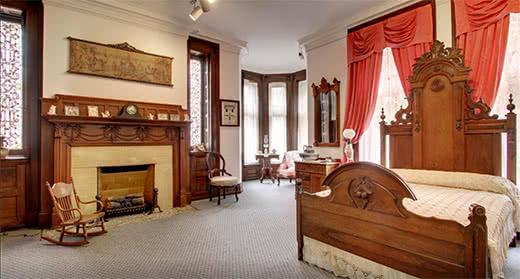 Quincy Museum Bedroom