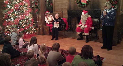 Christmas Class at The Quincy Museum