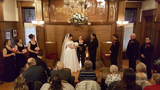 Indoor Wedding Facility - Quincy IL