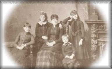 Newcomb Stillwell Family