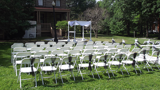 Outdoor Weddings - Quincy IL