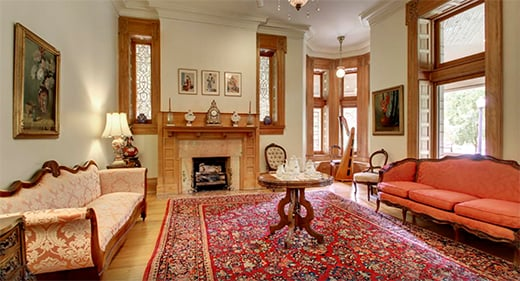 Sitting Room - Quincy Museum - Quincy, IL